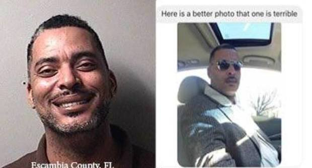La foto segnaletica non gli piace, invia un selfie alla polizia: preso. Lo sceriffo ringrazia