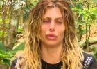 Paola Caruso lacrime in diretta Isola dei famosi supervivientes_09222148